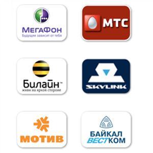 Операторы сотовой связи Шацка