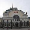 Железнодорожные вокзалы в Шацке