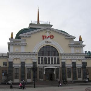 Железнодорожные вокзалы Шацка